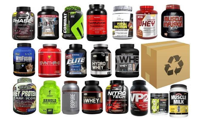 Como importar suplementos como whey protein