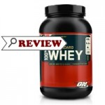 100% Gold Standard Whey Protein - Optimum Nutrition