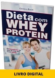 Versão digital do livro Dieta com Whey Protein