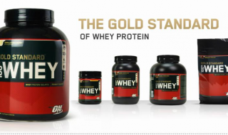 100% Whey Protein da Optimum Nutrition