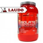 Isolate Definition Whey Protein Isolado Body Action