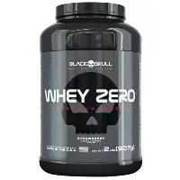 Whey Protein Zero carb da Black Skull - laudo Félix Bonfim