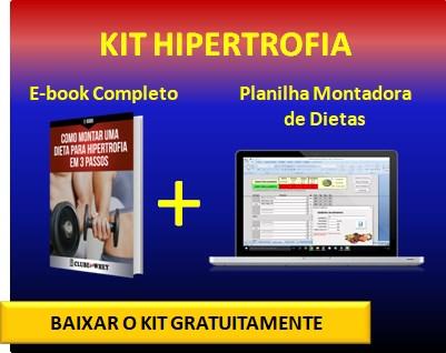 Kit Hipertrofia